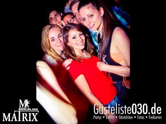 https://www.gaesteliste030.de/Partyfoto #40 Matrix Berlin vom 26.04.2013