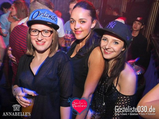 https://www.gaesteliste030.de/Partyfoto #66 Annabelle's Berlin vom 30.11.2012