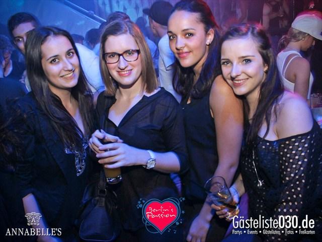 https://www.gaesteliste030.de/Partyfoto #64 Annabelle's Berlin vom 30.11.2012