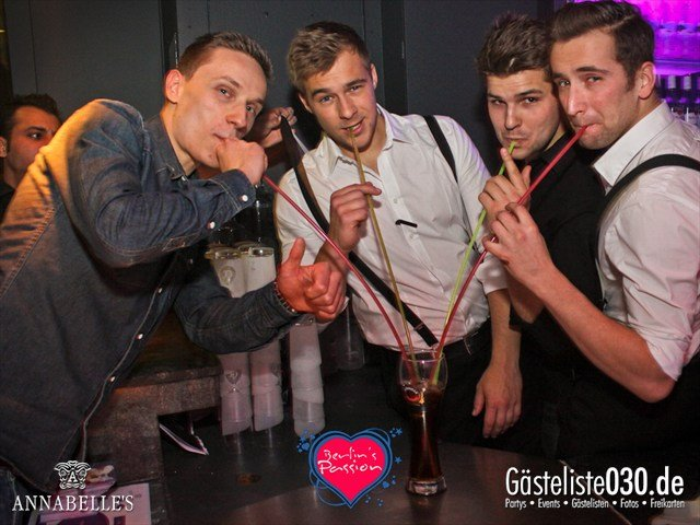 Partypics Annabelle's 30.11.2012 Berlin's Passion meets Black Passion *NEW*