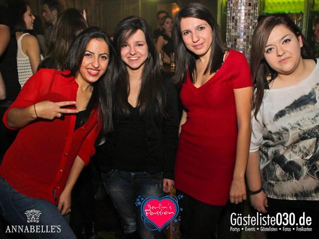 https://www.gaesteliste030.de/Partyfoto #34 Annabelle's Berlin vom 30.11.2012