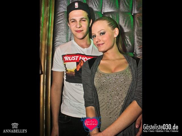 https://www.gaesteliste030.de/Partyfoto #18 Annabelle's Berlin vom 30.11.2012