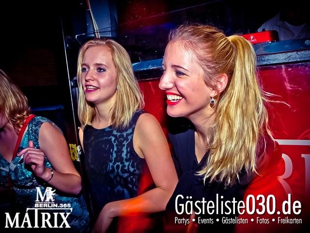 https://www.gaesteliste030.de/Partyfoto #20 Matrix Berlin vom 03.01.2013
