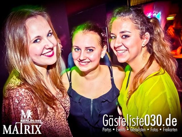 https://www.gaesteliste030.de/Partyfoto #40 Matrix Berlin vom 03.01.2013