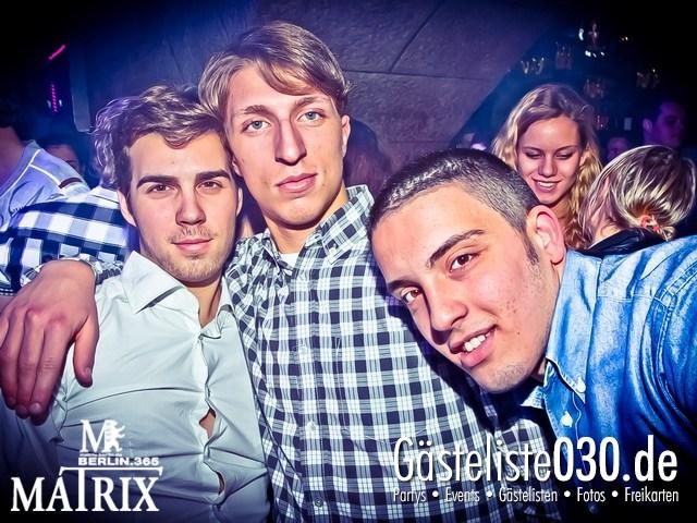 https://www.gaesteliste030.de/Partyfoto #38 Matrix Berlin vom 03.01.2013