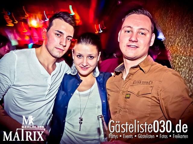 https://www.gaesteliste030.de/Partyfoto #47 Matrix Berlin vom 03.01.2013