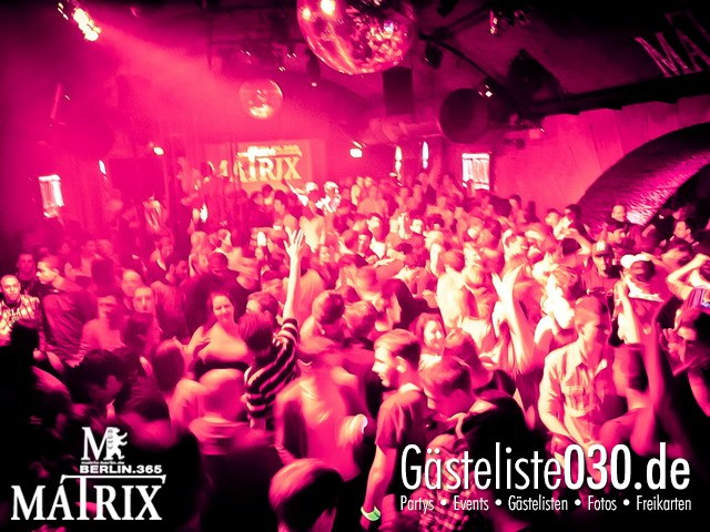https://www.gaesteliste030.de/Partyfoto #67 Matrix Berlin vom 03.01.2013