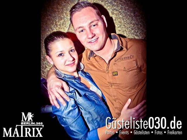 https://www.gaesteliste030.de/Partyfoto #28 Matrix Berlin vom 03.01.2013