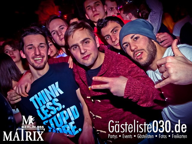 https://www.gaesteliste030.de/Partyfoto #12 Matrix Berlin vom 24.01.2013
