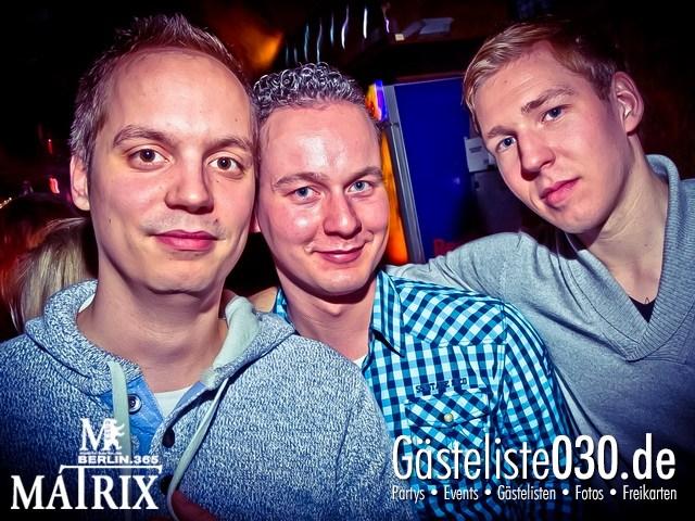 https://www.gaesteliste030.de/Partyfoto #58 Matrix Berlin vom 24.01.2013
