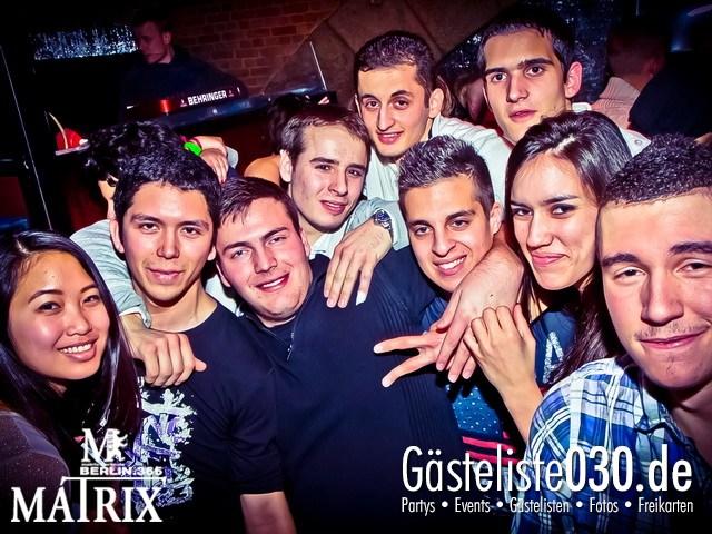 https://www.gaesteliste030.de/Partyfoto #11 Matrix Berlin vom 24.01.2013
