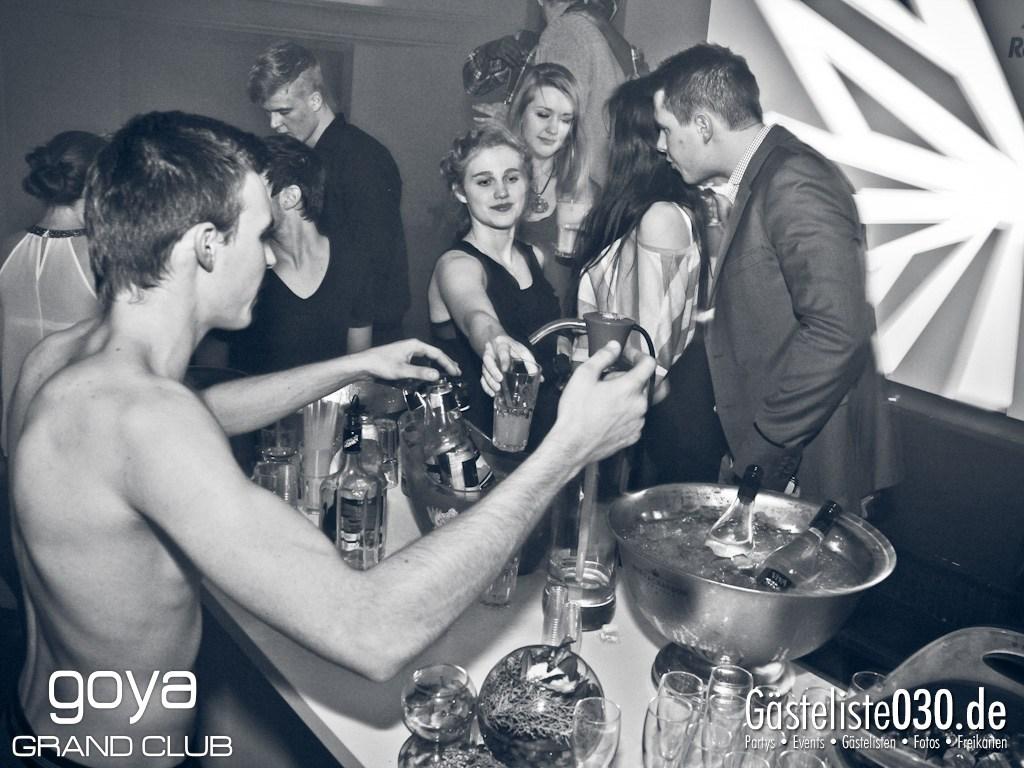 Partyfoto #49 Goya 07.12.2012 Gangnam Style pres. by Prestige, Berlins Passion & Stadtikonen