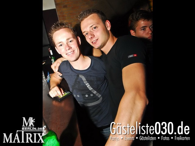https://www.gaesteliste030.de/Partyfoto #10 Matrix Berlin vom 12.07.2012