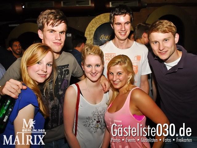 https://www.gaesteliste030.de/Partyfoto #65 Matrix Berlin vom 12.07.2012