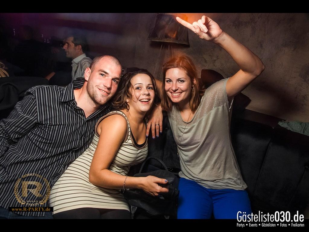 Partyfoto #48 Asphalt 05.10.2012 Rendezvous pres. Creme de la Creme New Generation Party
