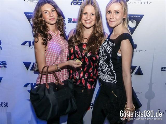 Partypics 40seconds 30.03.2013 Viva Club Rotation