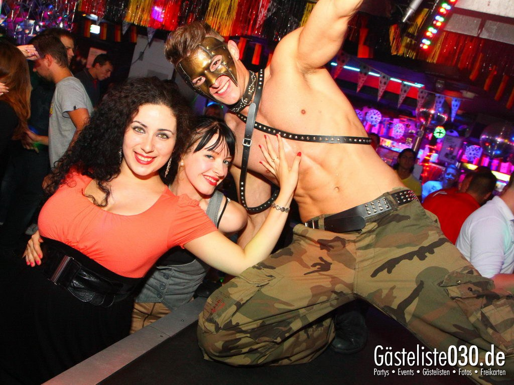 Partyfoto #50 Q-Dorf 12.06.2012 Black Attack