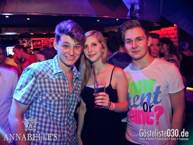 https://www.gaesteliste030.de/Partyfoto #27 Annabelle's Berlin vom 27.07.2012