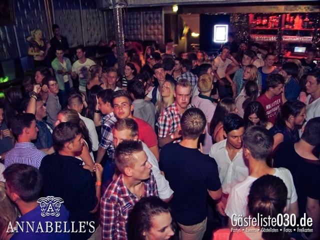 https://www.gaesteliste030.de/Partyfoto #13 Annabelle's Berlin vom 27.07.2012
