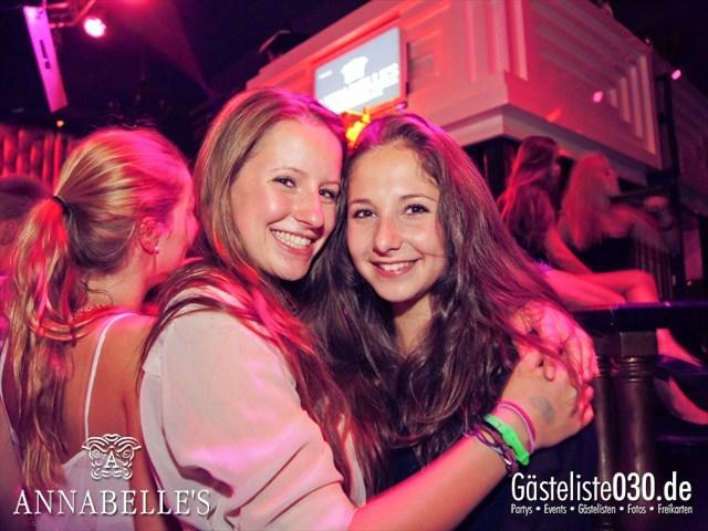 https://www.gaesteliste030.de/Partyfoto #18 Annabelle's Berlin vom 27.07.2012