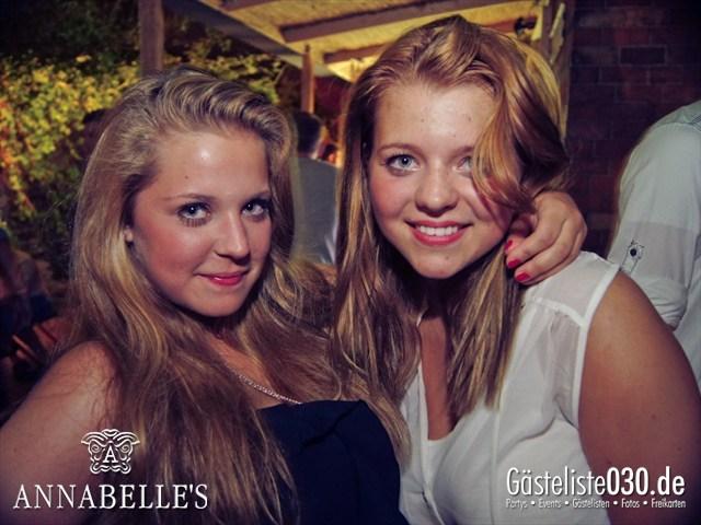 https://www.gaesteliste030.de/Partyfoto #33 Annabelle's Berlin vom 27.07.2012