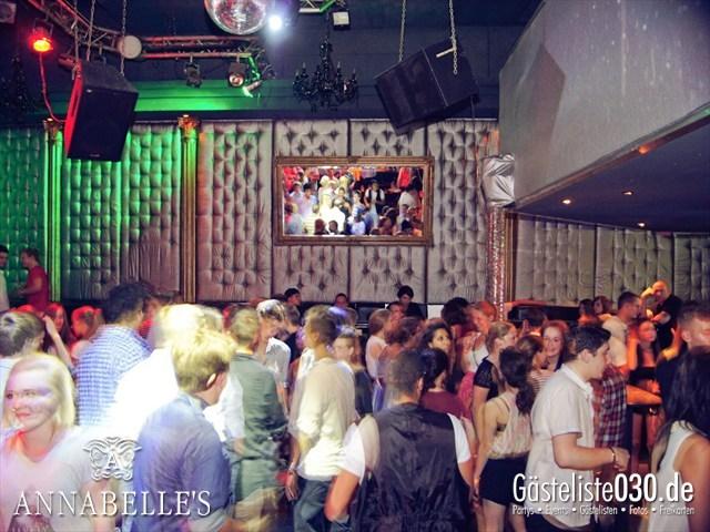 https://www.gaesteliste030.de/Partyfoto #38 Annabelle's Berlin vom 27.07.2012