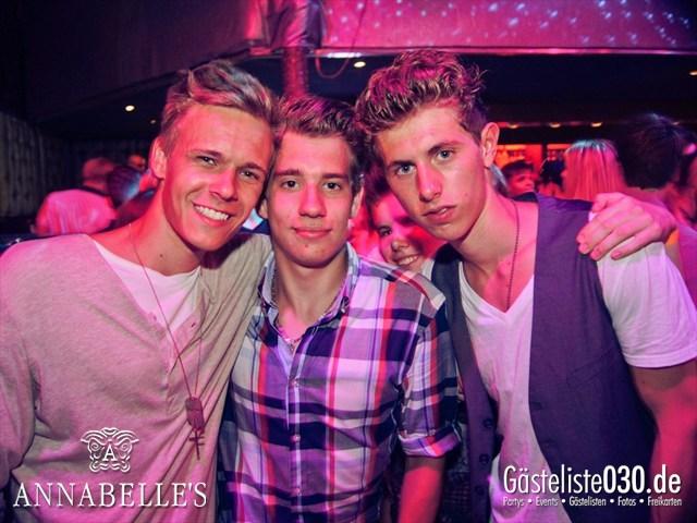 https://www.gaesteliste030.de/Partyfoto #19 Annabelle's Berlin vom 27.07.2012