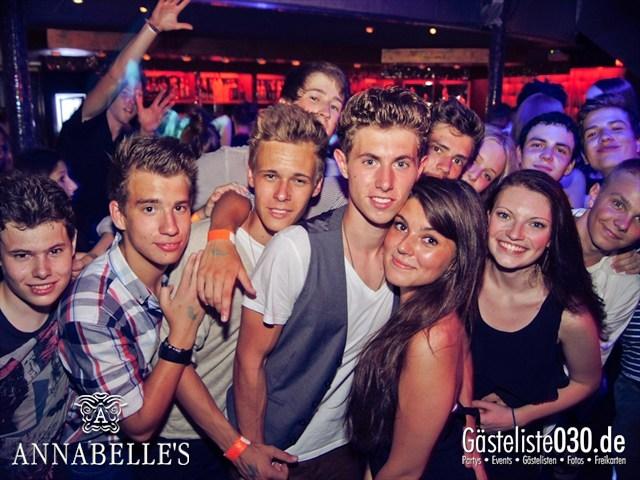 https://www.gaesteliste030.de/Partyfoto #1 Annabelle's Berlin vom 27.07.2012