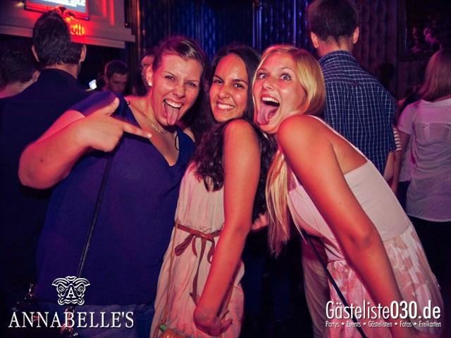 https://www.gaesteliste030.de/Partyfoto #2 Annabelle's Berlin vom 27.07.2012