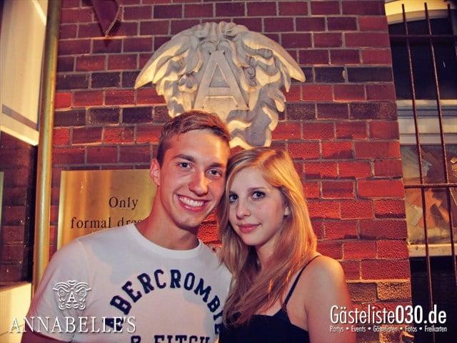 https://www.gaesteliste030.de/Partyfoto #5 Annabelle's Berlin vom 27.07.2012