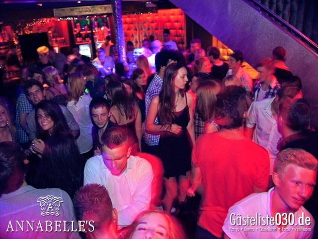 https://www.gaesteliste030.de/Partyfoto #3 Annabelle's Berlin vom 27.07.2012