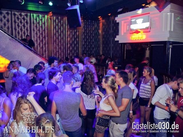 https://www.gaesteliste030.de/Partyfoto #41 Annabelle's Berlin vom 27.07.2012