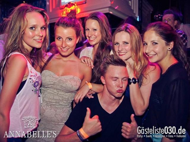 https://www.gaesteliste030.de/Partyfoto #6 Annabelle's Berlin vom 27.07.2012