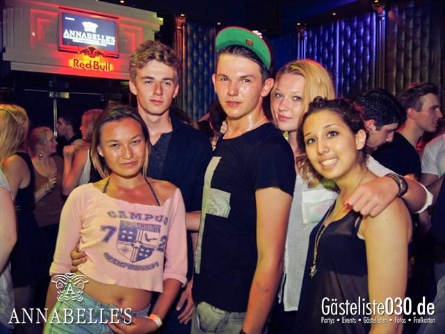 https://www.gaesteliste030.de/Partyfoto #22 Annabelle's Berlin vom 27.07.2012