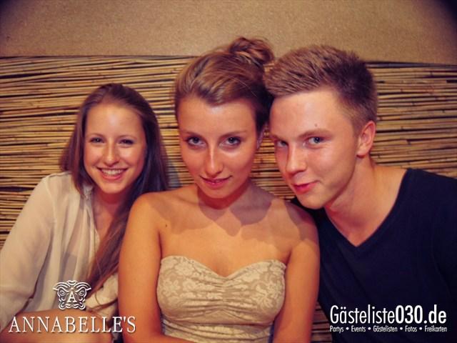 https://www.gaesteliste030.de/Partyfoto #32 Annabelle's Berlin vom 27.07.2012