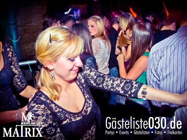 https://www.gaesteliste030.de/Partyfoto #117 Matrix Berlin vom 25.01.2013