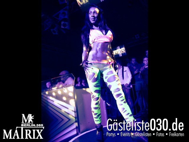 https://www.gaesteliste030.de/Partyfoto #84 Matrix Berlin vom 25.01.2013
