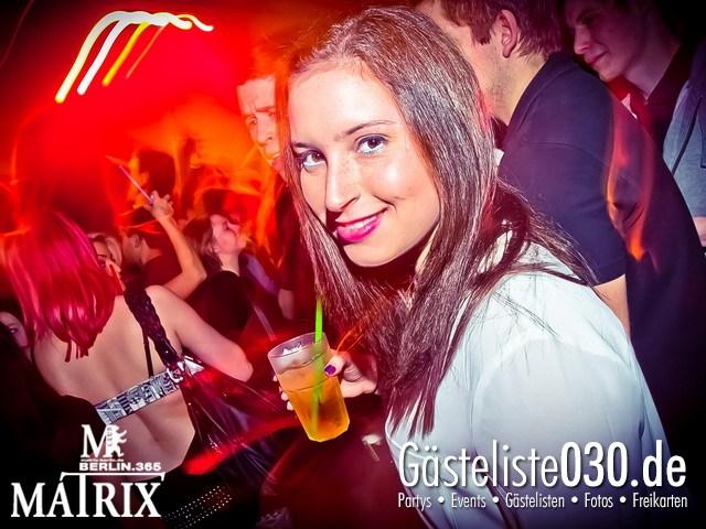 https://www.gaesteliste030.de/Partyfoto #18 Matrix Berlin vom 25.01.2013