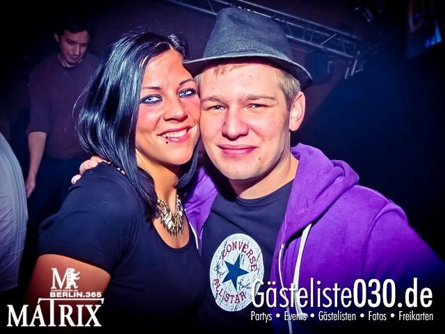 https://www.gaesteliste030.de/Partyfoto #153 Matrix Berlin vom 25.01.2013