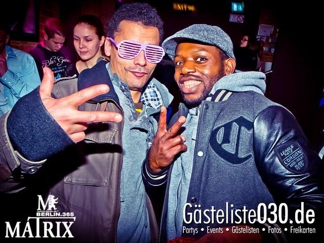https://www.gaesteliste030.de/Partyfoto #78 Matrix Berlin vom 25.01.2013