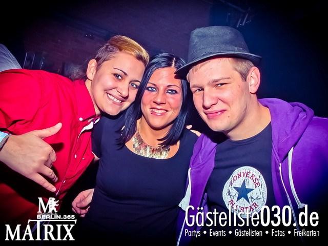 https://www.gaesteliste030.de/Partyfoto #2 Matrix Berlin vom 25.01.2013