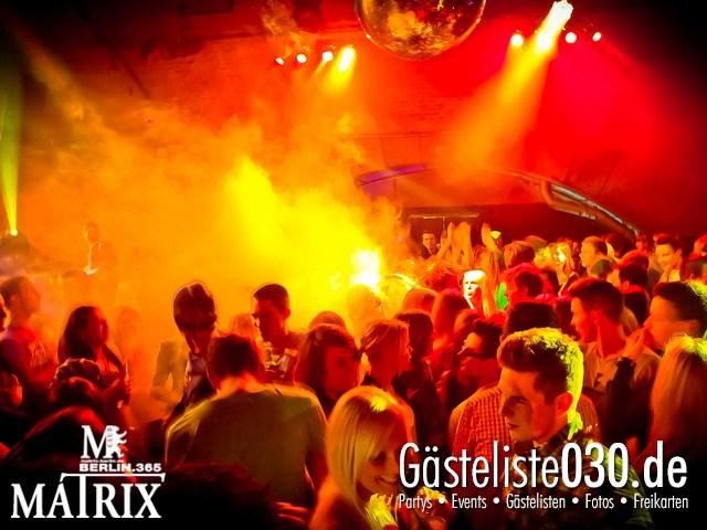 https://www.gaesteliste030.de/Partyfoto #123 Matrix Berlin vom 25.01.2013