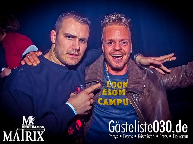 https://www.gaesteliste030.de/Partyfoto #44 Matrix Berlin vom 25.01.2013