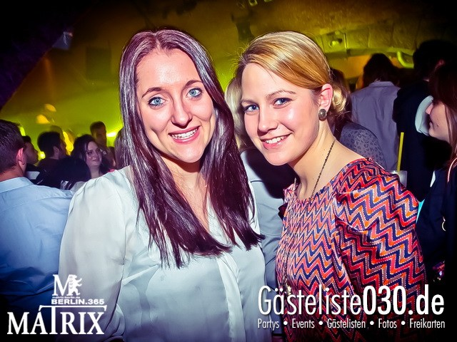 https://www.gaesteliste030.de/Partyfoto #25 Matrix Berlin vom 25.01.2013