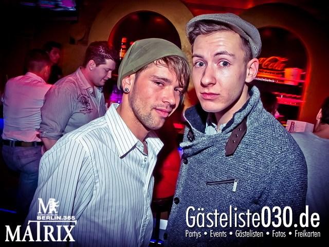 https://www.gaesteliste030.de/Partyfoto #70 Matrix Berlin vom 25.01.2013