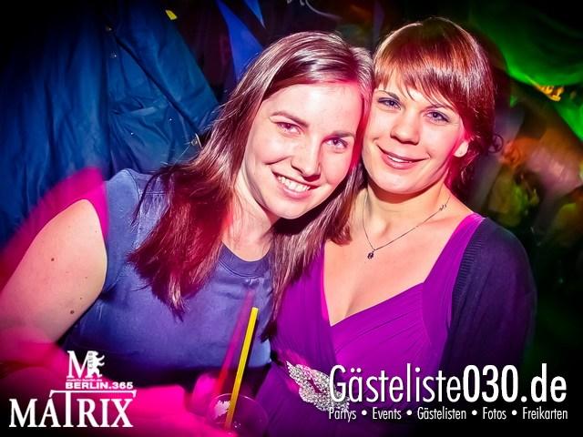https://www.gaesteliste030.de/Partyfoto #57 Matrix Berlin vom 25.01.2013