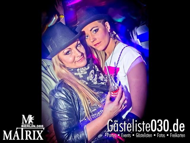 https://www.gaesteliste030.de/Partyfoto #64 Matrix Berlin vom 25.01.2013