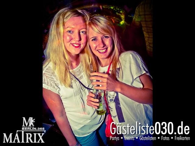 https://www.gaesteliste030.de/Partyfoto #11 Matrix Berlin vom 27.09.2012