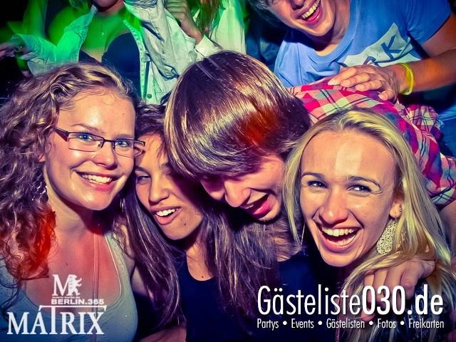 https://www.gaesteliste030.de/Partyfoto #65 Matrix Berlin vom 27.09.2012