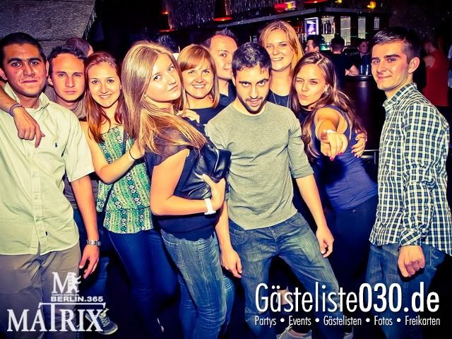 https://www.gaesteliste030.de/Partyfoto #30 Matrix Berlin vom 27.09.2012